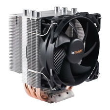 be quiet! Pure Rock Slim Single Tower CPU Cooler, 3x6mm Copper Heatpipes, 1x92mm