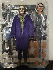 Legend Creation Joker 20 Dark Knight 1/6 Figure with custom head sculpt