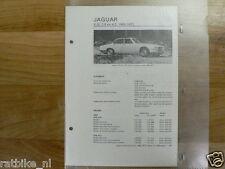 J01-JAGUAR XJ6, 2.8 EN 4.2 LITER 1969-1972-INFO