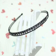 Hot Fashion Metal Crystal Headband Head Piece Hair Band Jewelry Women Girl Lady