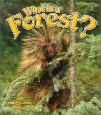 What Is a Forest? (Science of Living Things)-ExLibrary