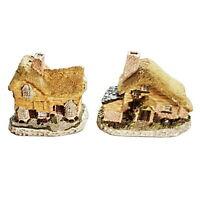 David Winters Dovers Cottage+Village Shop Handmade+Painted John Hine Limited Vtg