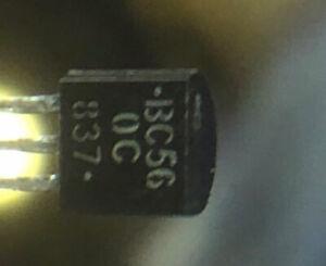 NOS BC560C PNP Transistor OnSemi On Semiconductor X10