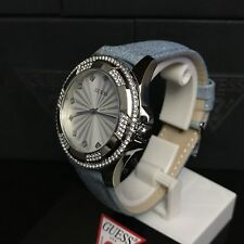 AUTHENTIC GUESS LADIES' PINWHEEL WATCH RRP:$329 U0703L3 BRAND NEW