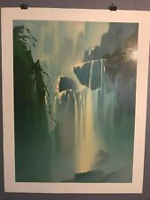 Title Unknown ~ Thomas Loung ~ Signed Serigraph 140/275