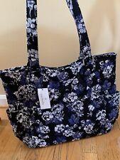 Vera Bradley Large Glenna Tote Shoulder Bag Purse Marion Floral