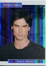 Vampire Diaries Season 3 Mystic Falls Chase Card NV-02 Damon Salvatore