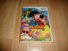 DRAGON BALL REVENGE OF KING PICCOLO DE BANDAI PARA NINTENDO Wii NUEVO PRECINTADO