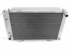 2 Row Aluminum Performance Radiator For 1979 - 93 Ford Mustang