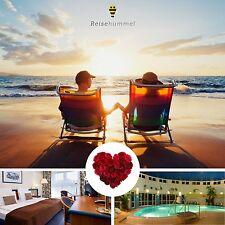 2 Tage Romantik Kurzurlaub Ostsee 4★ Wyndham Garden Wismar Hotel Wellness Reise
