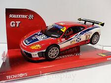 Slot SCX Scalextric 6248 Ferrari 360 GTC Le Mans 2005