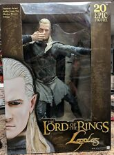 "Lord of the RIngs 20"" Epic Legolas Figure Neca Unopened in Box Motion Activated"