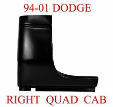 98 01 RIGHT Dodge Ram Quad Cab Corner Truck Club Cab 4 Door Part Number 330-55BR