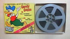 1962 GANDY GOOSE IN THE COVERED PUSHCART, SUPER 8 vtg KEN FILM #507 R20T2