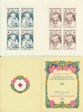 FRANCE 1965 Croix-rouge CARNET  YT n° 2014  Neuf ★★ luxe / MNH  (N)
