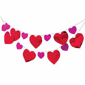 Valentine Garland - Party Decor - 1 Piece