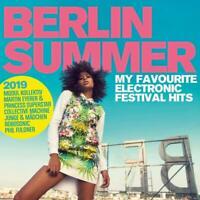 BERLIN SUMMER 2019-MY FAVOUR  2 CD NEU