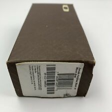 Oakley Empty box ONLY! NO SUNGLASSES! Inmate Polished Black Wire Display