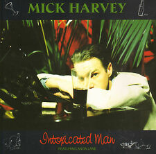MICK HARVEY - INTOXICATED MAN (1995 MUTE CD HOLLAND)