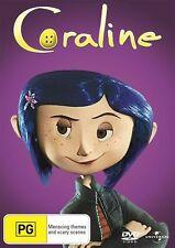 Coraline (DVD, 2015)
