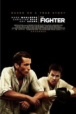 Fighter The Movie Poster  Mark Wahlberg Large 24inx36in