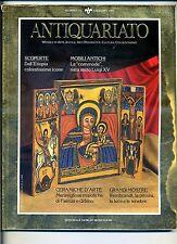 ANTIQUARIATO # Giorgio Mondadori Dicembre 1991 - N.132