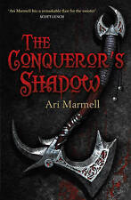 The Conqueror's Shadow by Ari Marmell (Paperback, 2010) New Book