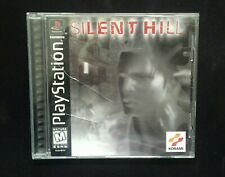 Silent Hill NTSC - Original Playstation 1 PS1 Game Complete