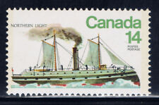 Canada #778(4) 1978 14 cent ICE VESSELS - NORTHERN LIGHT MNH
