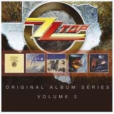 ZZ TOP - série originale d'album volume 2 NEUF CD