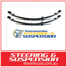 Ford Falcon BA BF FG XR6 XR8 Ute UltraLow King Springs Rear Leafs - FOR-303ssl