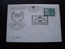 AUTRICHE - enveloppe 1er jour 3/12/1965 (B7) austria