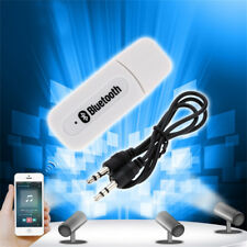 Bluetooth 2.1 sans Fil 3.5mm Stéréo Audio Récepteur de Musique Voiture Aux