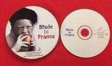 MADE IN FRANCE MEILLEUR DE LA CHANSON COMPILATION 1998 TB ÉTAT CD BOX MÉTAL