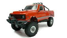 RC scale Crawler pick-up am18 rtr m 1:18 rojo