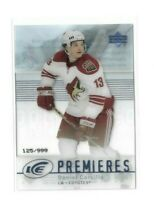 2007-08 UPPER DECK ICE #184 DANIEL CARCILLO RC UD ROOKIE /999 COYOTES