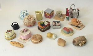 Dolls House Food Accessories