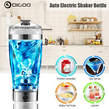 Auto Electric Mixer Blender Protein Shaker Portable Milk Coffee Drink Bottle