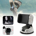 Auto Car Phone Holder Dashboard Stand Crystal Bling Girl Interior Accessories UK