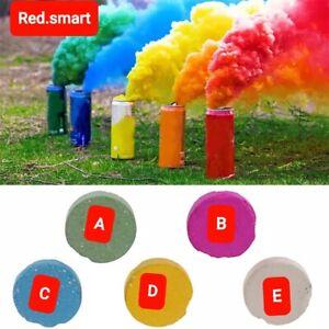 Magic Colored Smoke Tricks Props Fire Tips Fun Toy Pyrotechnics Smoke Cake