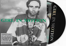NILS LOFGREN - Girl In Motion (Special Parkpop Edition) CD SINGLE 3TR Holland