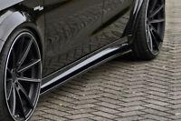 CUP-S Seitenschweller Schweller aus ABS für Mercedes CLA 45 AMG C117