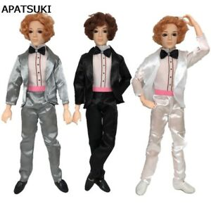 1set New Arrival Doll Clothes For Ken Doll Business Wedding Suit For Ken Toy