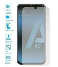 Lote Protector de Pantalla Cristal Templado Vidrio para Samsung Galaxy A40 2019