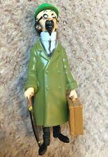 6cm Tintin Character Figures: Professor Calculus Herge model Figurine