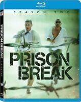 Prison Break: Season 2 [New Blu-ray] Boxed Set, Digital Theater System