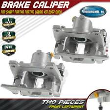 2x Brake Calipers Front Side For Smart Fortwo Fortwo Cabrio 451 07-20 4514210098