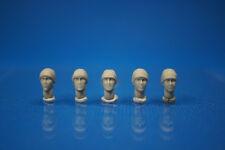 Resin Kit 380 1/35 Character Head Set