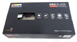 Look Keo Blade Carbon Ceramic Bearings 22007