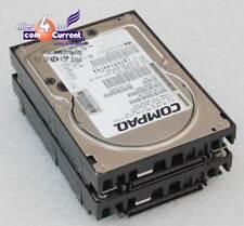 18GB SCSI 80 pines 80pol DURO DRIVE HDD Disco COMPAQ FUJITSU MAJ3182MC #K184